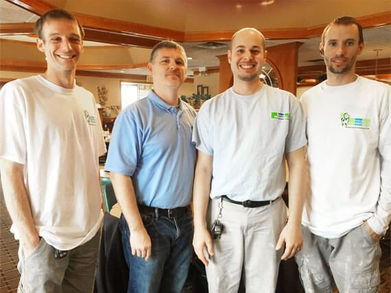 The Grout Medic Team